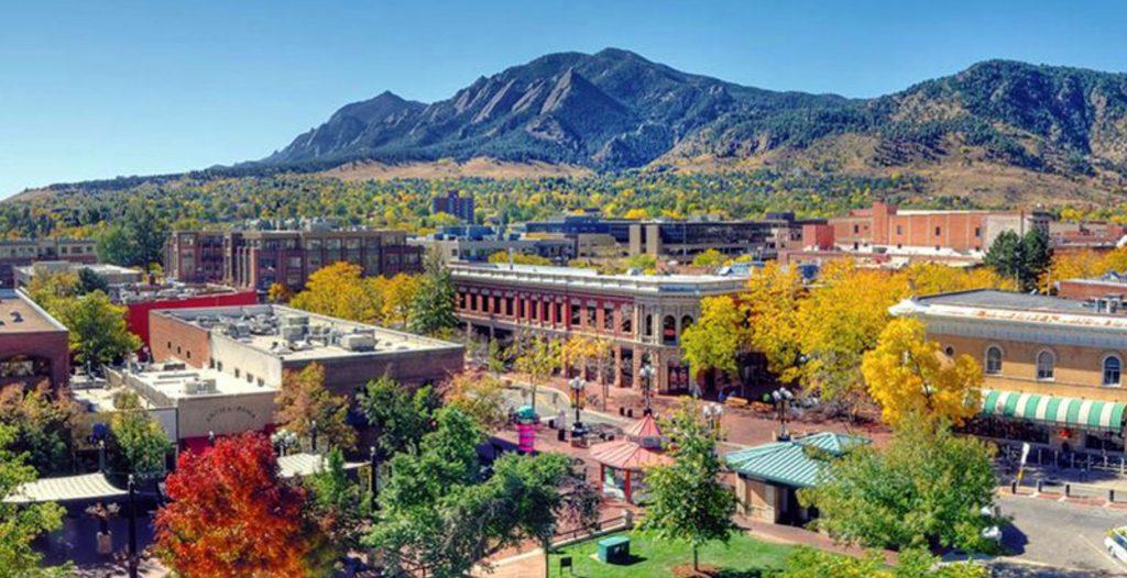 City of Boulder, Colorado